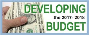 Budget Development Button